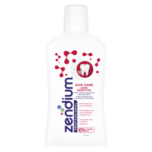 Zendium Mundskyl Gum Care 500ml Front